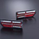新型ジムニー JB64 LEDテールランプ発売中!スピアチューブ!