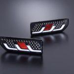 新型ジムニー JB64 LEDテールランプトリチューブの装着イメージ!